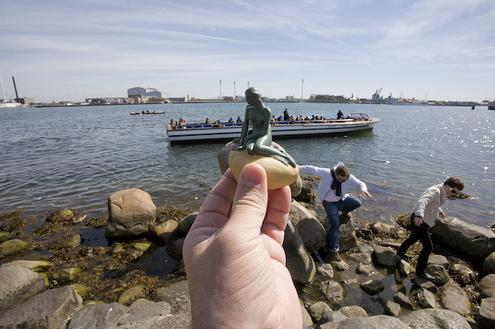 A Pequena Sereia - Copenhagen - Dinamarca