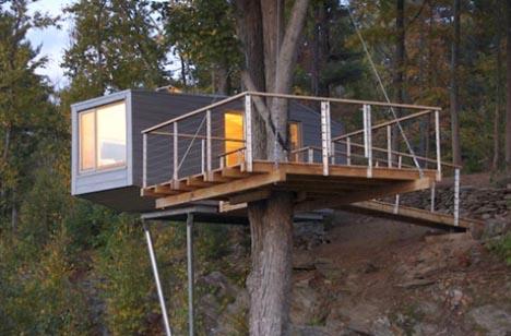 tree-house-design-modern