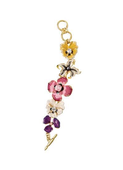 pulseira flower chain por $138