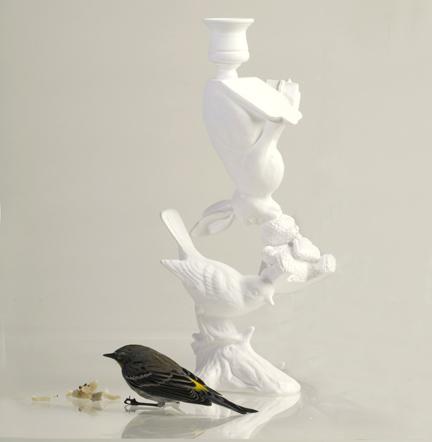 wonderland candelabro por US$ 49,00