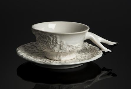 xícara de chá US$ 59