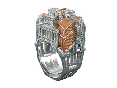 architectural ring design from philippe tournaire_04