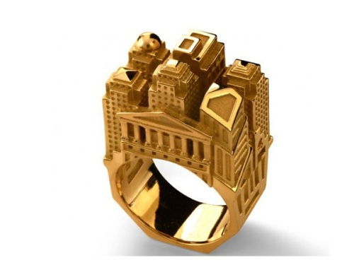 architectural ring design from philippe tournaire_05