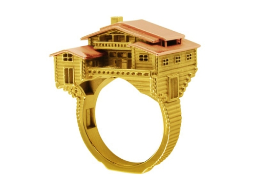 architectural ring design from philippe tournaire_12