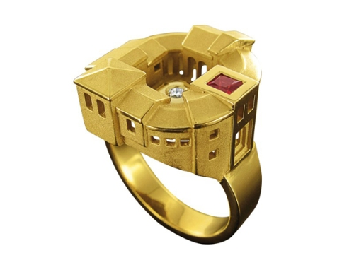 architectural ring design from philippe tournaire_13