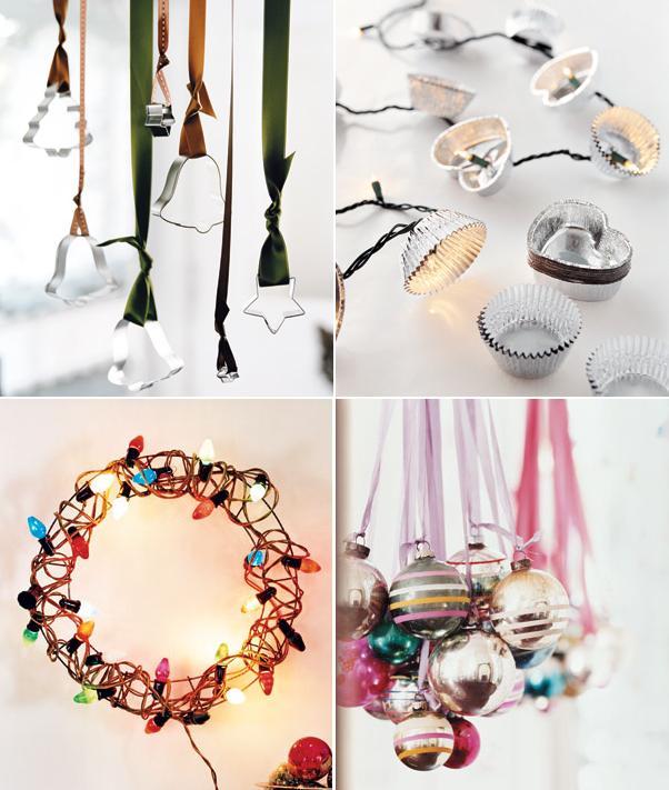 ideias simples para decoracao de interiores : ideias simples para decoracao de interiores:simples para a decoração de fim de ano. Selecionei algumas para