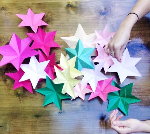 string-stars