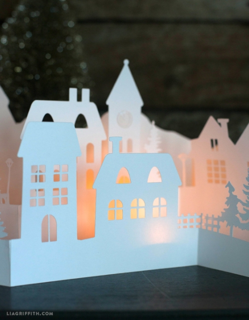 Christmas_Paper_Village