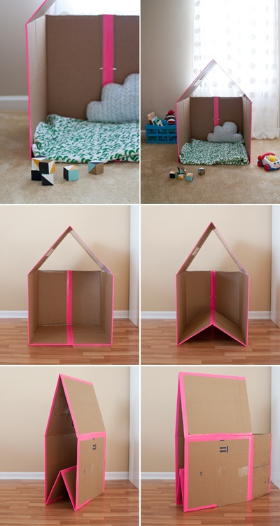 Collapsible-Cardboard-box-house (1)