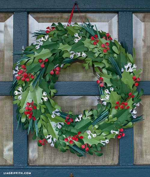 Paper_Holiday_Wreath