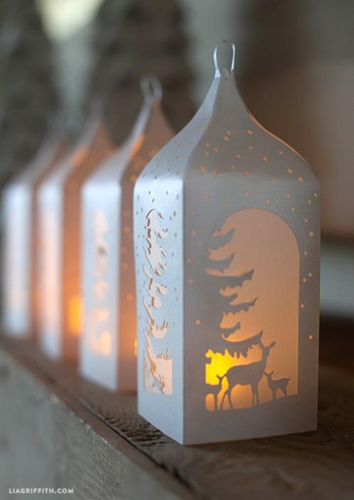 Woodland_Paper_Lanterns